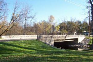 Hwy 156 Avery Memorial Bridge
